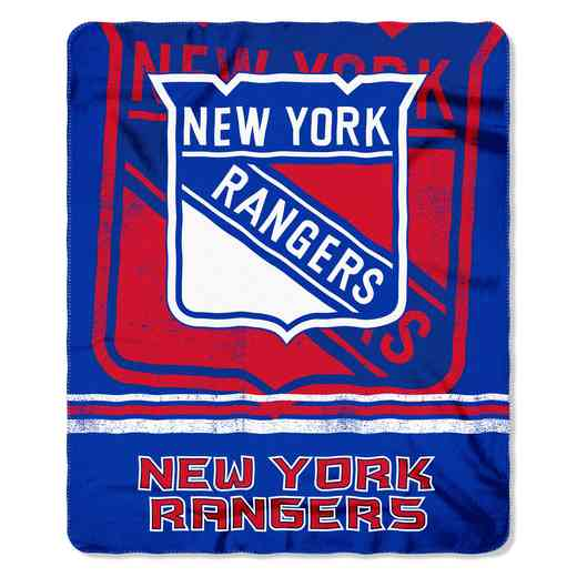 1NHL031020015RET: NHL 031 Rangers Fade Away Fleece