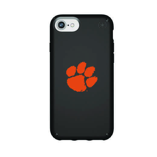 IPH-876-BK-PRE-CL-D101: FB Clemson iPhone 8/7/6S/6 Presidio