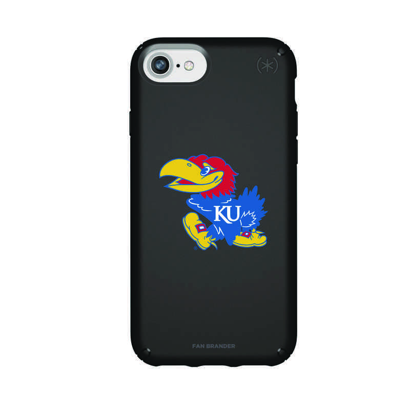 IPH-876-BK-PRE-KS-D101: FB Kansas iPhone 8/7/6S/6 Presidio