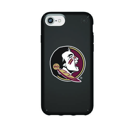 IPH-876-BK-PRE-FSU-D101: FB Florida St iPhone 8/7/6S/6 Presidio