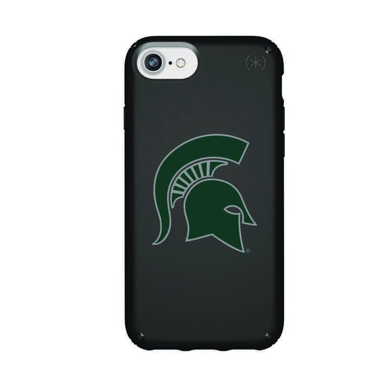 IPH-876-BK-PRE-MCS-D101: FB Michigan St iPhone 8/7/6S/6 Presidio