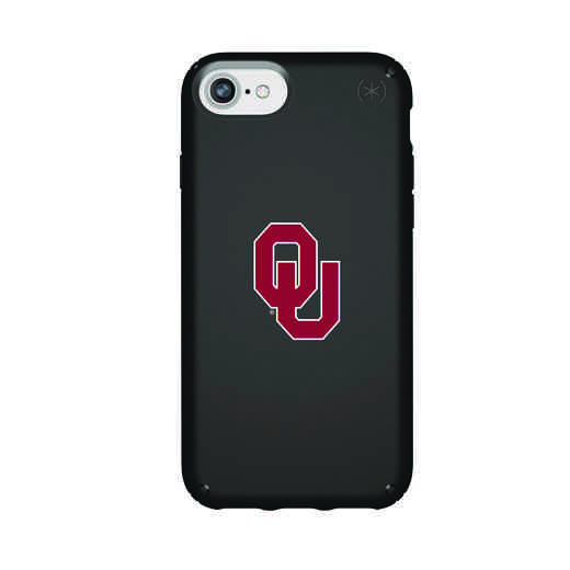 IPH-876-BK-PRE-OKC-D101: FB Oklahoma iPhone 8/7/6S/6 Presidio