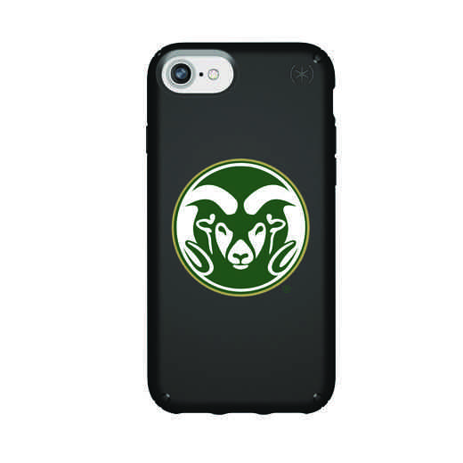 IPH-876-BK-PRE-CSU-D101: FB Colorado St iPhone 8/7/6S/6 Presidio