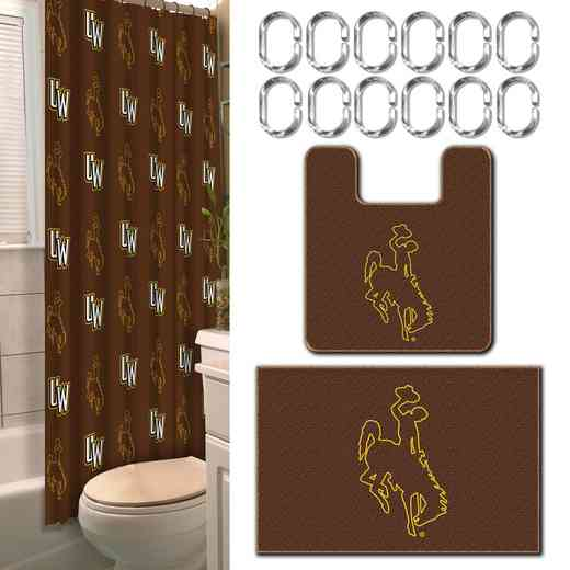 1COL893000066WMT: NW Wyoming 15 Pc Bath Set