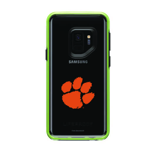 GAL-S9-NF-SLA-CL-D101: FB Clemson SLAM FOR GALAXY S9