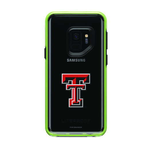 GAL-S9-NF-SLA-TT-D101: FB Texas Tech SLAM FOR GALAXY S9