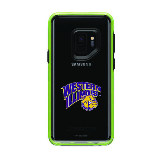 GAL-S9-NF-SLA-WILU-D101: FB Western Illinois SLAM FOR GALAXY S9