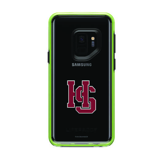 GAL-S9-NF-SLA-HSC-D101: FB Hampden Sydney SLAM FOR GALAXY S9