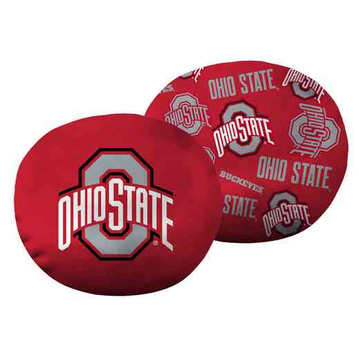 """1COL139000007RET: NW Ohio State Cloud Pillow 11"""""""