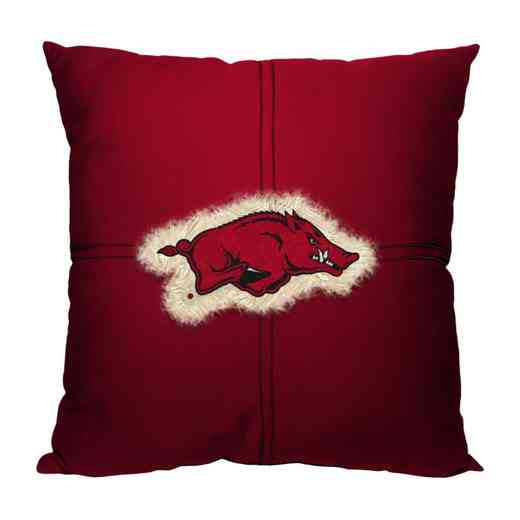 1COL142000014RET: NW Arkansas Letterman Pillow