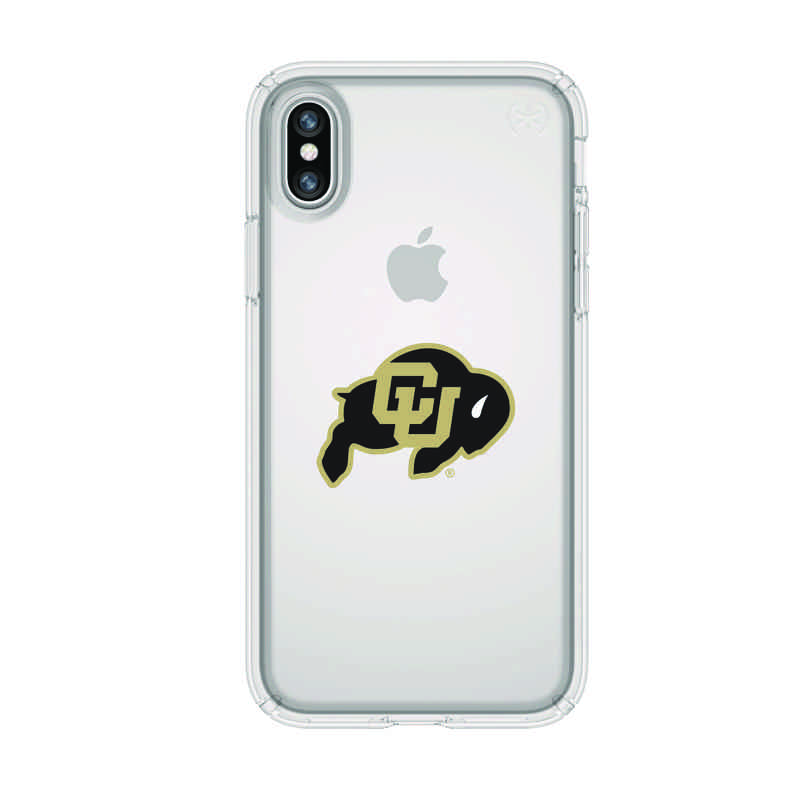 IPH-X-CL-PRE-CU-D101: FB Colorado iPhone X Presidio Clear