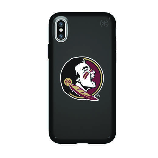 IPH-X-BK-PRE-FSU-D101: FB Florida St iPhone X Presidio