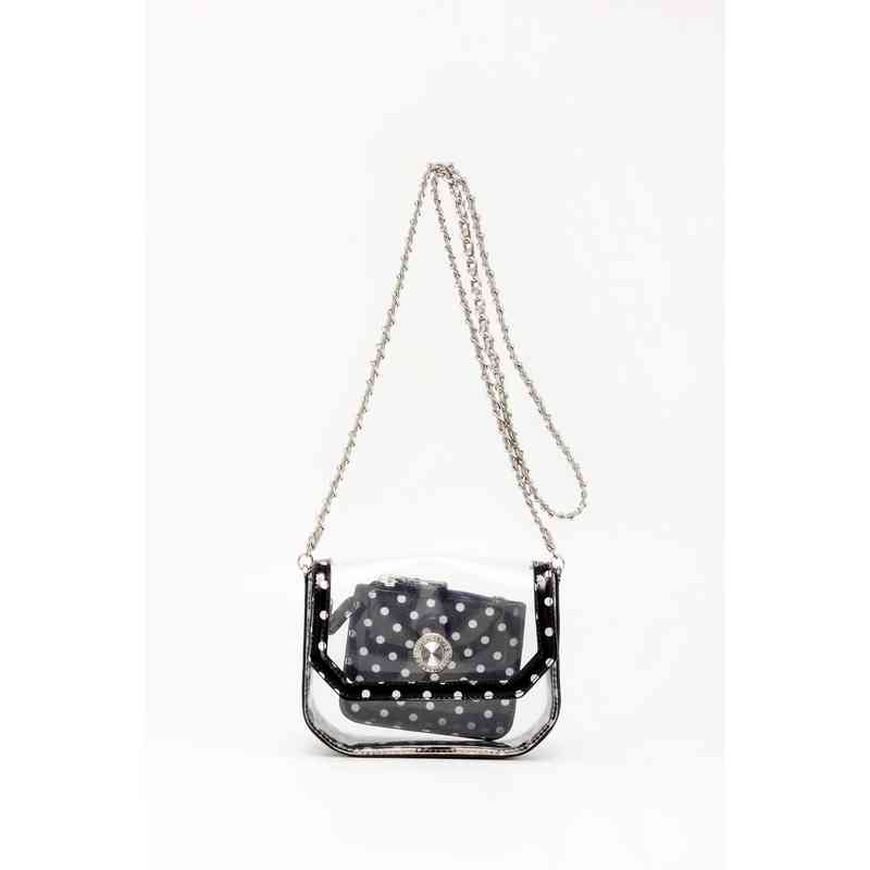 H150330-16-BLK-S: Chrissy Small-Blk-S