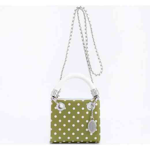 H150330-12-OLGR-W: Jacqui Small Satchel OLGR-W