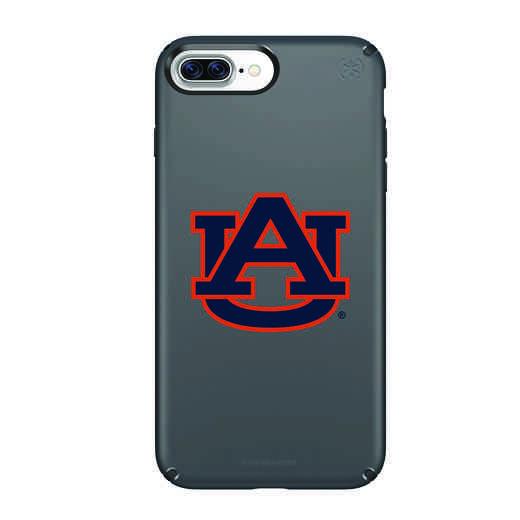 IPH-87P-BK-PRE-AUB-D101: FB Auburn iPhone 8 and iPhone 7 Plus Speck Presidio