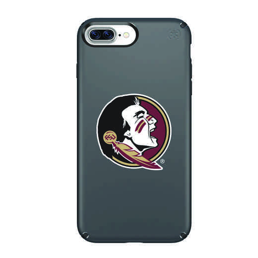 IPH-87P-BK-PRE-FSU-D101: FB Florida St iPhone 8 and iPhone 7 Plus Speck Presidio