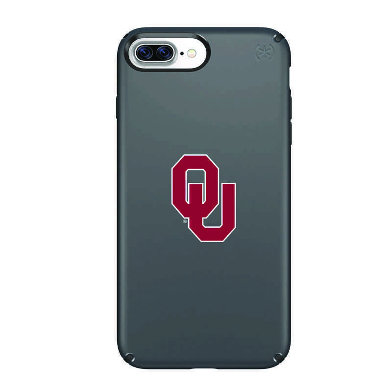 IPH-87P-BK-PRE-OKC-D101: FB Oklahoma iPhone 8 and iPhone 7 Plus Speck Presidio