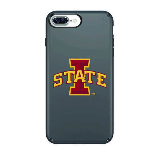 IPH-87P-BK-PRE-IAS-D101: FB Iowa St iPhone 8 and iPhone 7 Plus Speck Presidio