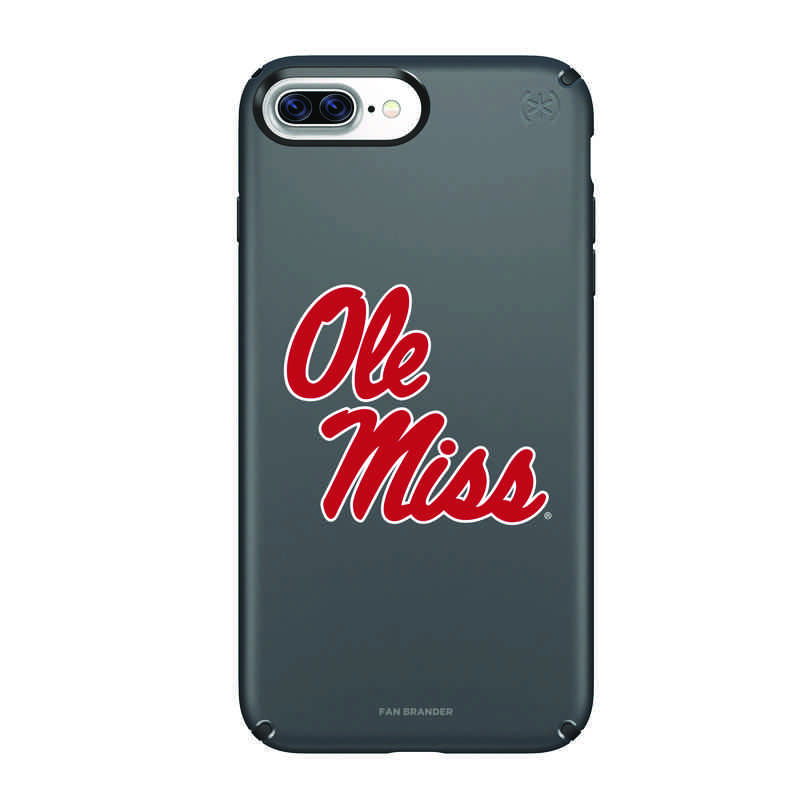 IPH-87P-BK-PRE-MS-D101: FB Mississippi iPhone 8 and iPhone 7 Plus Speck Presidio