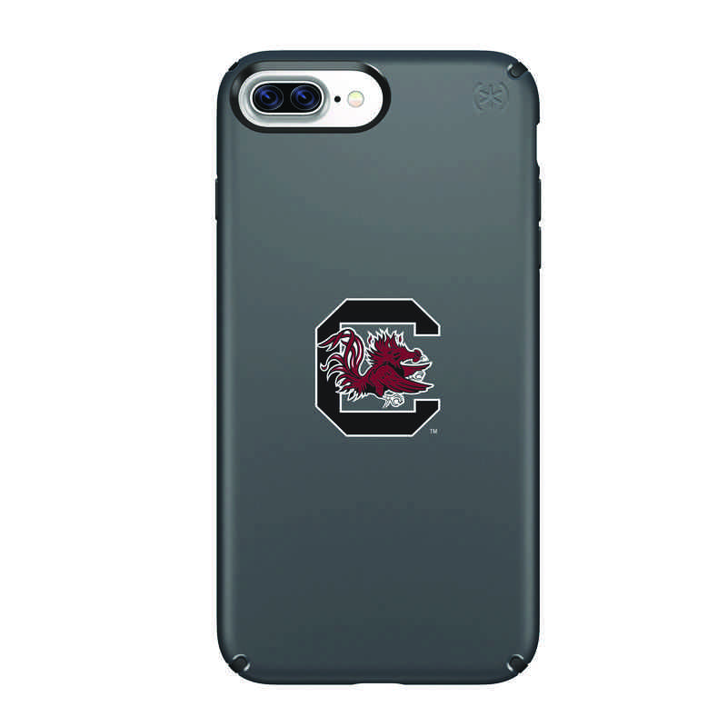 IPH-87P-BK-PRE-USC-D101: FB South Carolina iPhone 8 and iPhone 7 Plus Speck Presidio