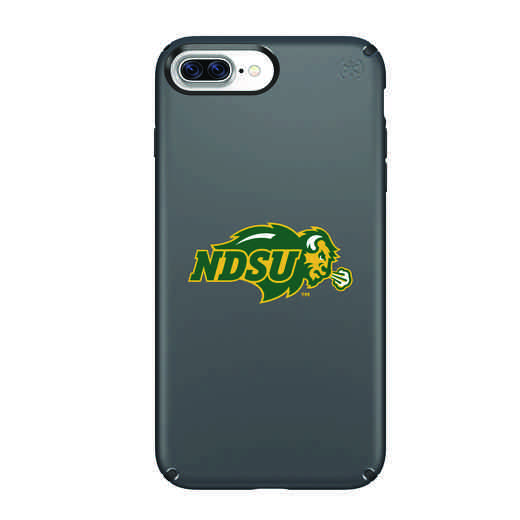 IPH-87P-BK-PRE-NDSU-D101: FB North Dakota St iPhone 8 and iPhone 7 Plus Speck Presidio