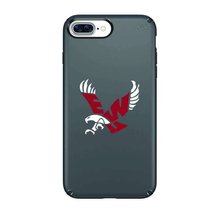IPH-87P-BK-PRE-EWU-D101: FB Eastern Washington iPhone 8 and iPhone 7 Plus Speck Presidio