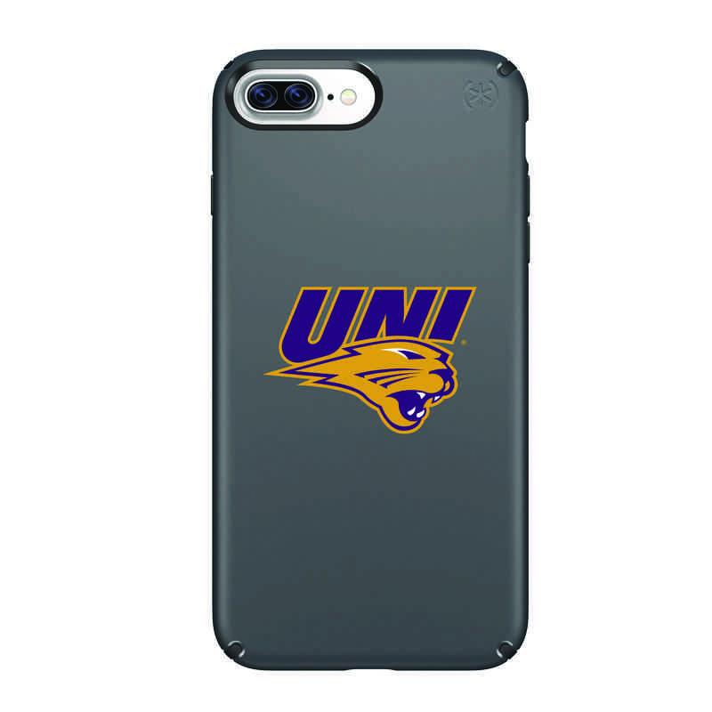 IPH-87P-BK-PRE-UNI-D101: FB Northern Iowa iPhone 8 and iPhone 7 Plus Speck Presidio
