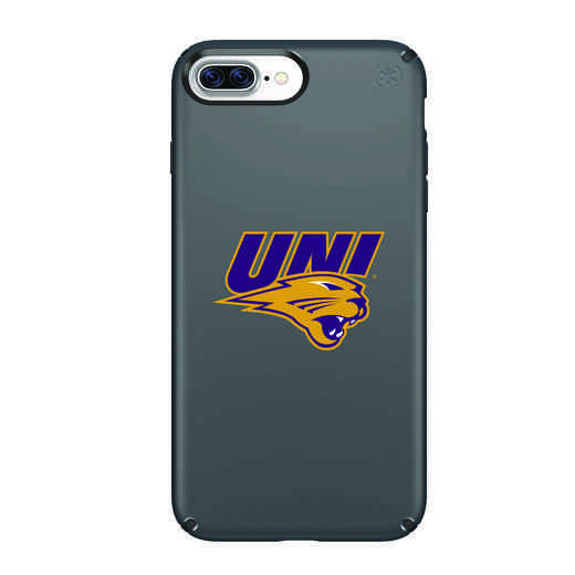 IPH-87P-BK-PRE-UNI-D101: FB Northern Iowa iPhone 8 and iPhone 7 Plus Speck Presidio