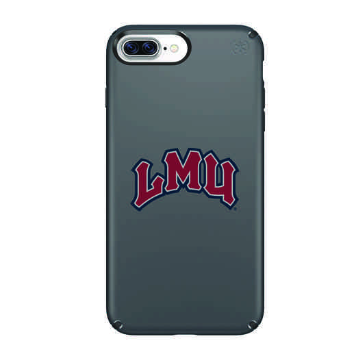 IPH-87P-BK-PRE-LMU-D101: FB Loyola Marymount iPhone 8 and iPhone 7 Plus Speck Presidio