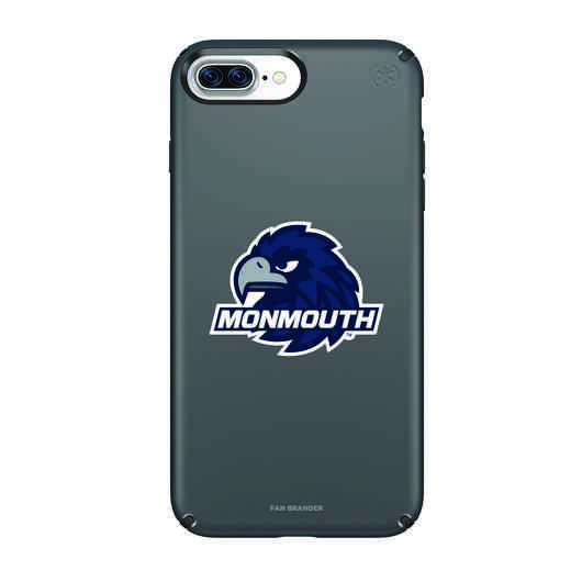IPH-87P-BK-PRE-MONU-D101: FB Monmouth iPhone 8 and iPhone 7 Plus Speck Presidio