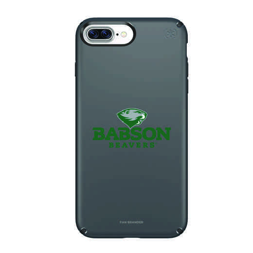 IPH-87P-BK-PRE-BAB-D101: FB Babson iPhone 8 and iPhone 7 Plus Speck Presidio