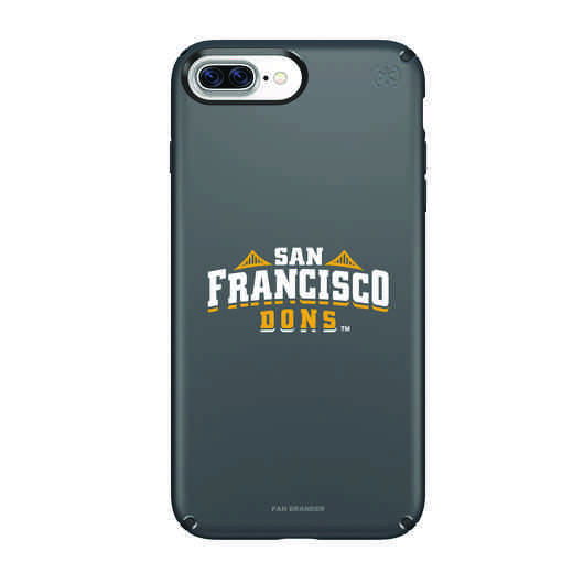 IPH-87P-BK-PRE-SANF-D101: FB San Francisco iPhone 8 and iPhone 7 Plus Speck Presidio