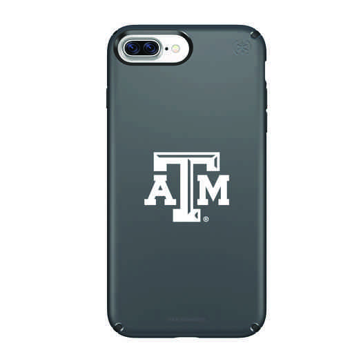 IPH-87P-BK-PRE-TAM-D101: FB Texas A&M iPhone 8 and iPhone 7 Plus Speck Presidio