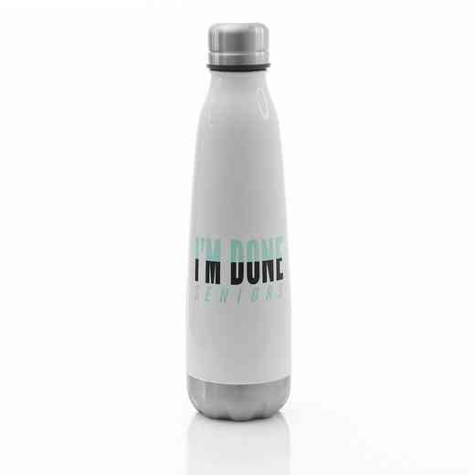 Limited: I'm Done Senior 2019 Stainless Steel Bottle