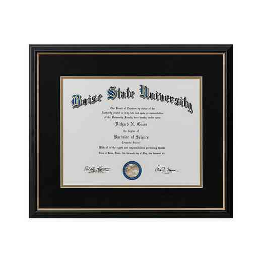 Limited: Diploma frame 7X9