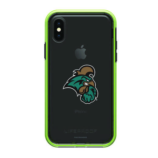 IPH-X-NF-SLA-CCU-D101: FB Coastal Carolina SL?M  iPHONE X