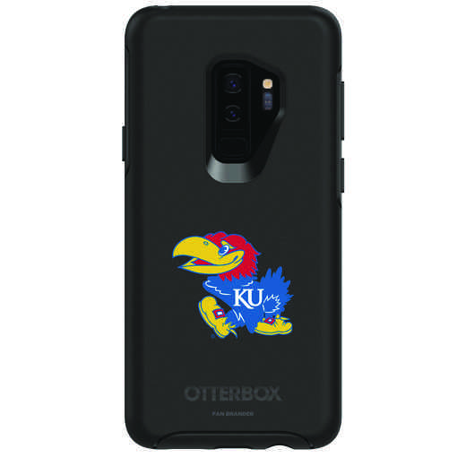 GAL-S9P-BK-SYM-KS-D101: FB Kansas OB SYMMETRY Case for Galaxy S9+