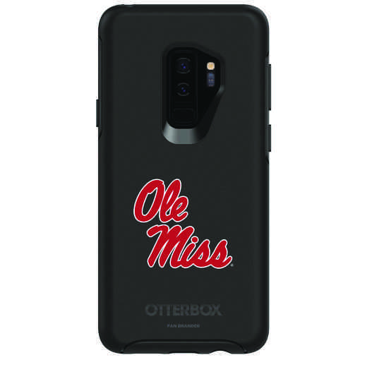 GAL-S9P-BK-SYM-MS-D101: FB Mississippi OB SYMMETRY Case for Galaxy S9+