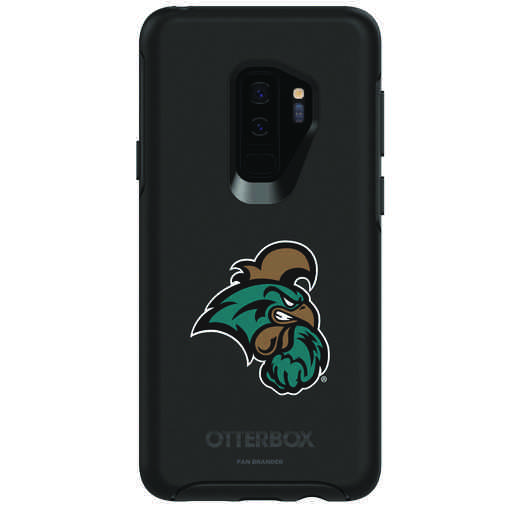 GAL-S9P-BK-SYM-CCU-D101: FB Coastal Carolina OB SYMMETRY Case for Galaxy S9+