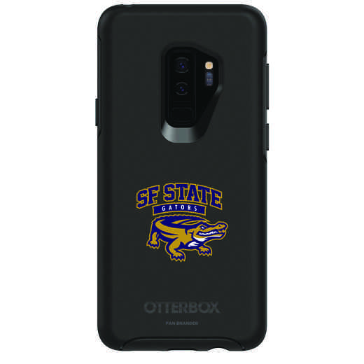 GAL-S9P-BK-SYM-SFSU-D101: FB San Francisco St OB SYMMETRY Case for Galaxy S9+