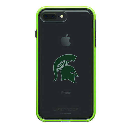 IPH-87P-NF-SLA-MCS-D101: FB Michigan St SL?M  iPHONE 8 PLUS  AND iPHONE 7 PLUS