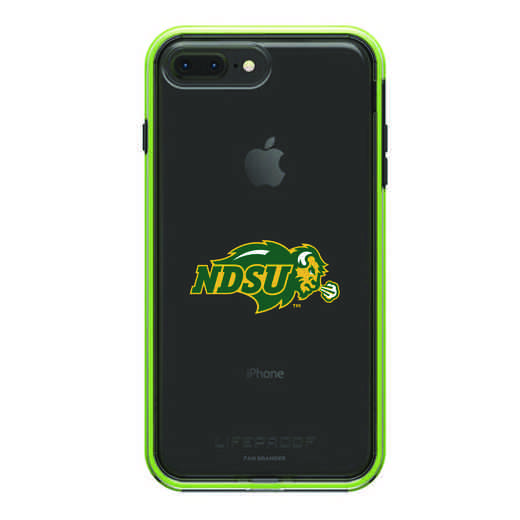 IPH-87P-NF-SLA-NDSU-D101: FB North Dakota St SL?M  iPHONE 8 PLUS  AND iPHONE 7 PLUS
