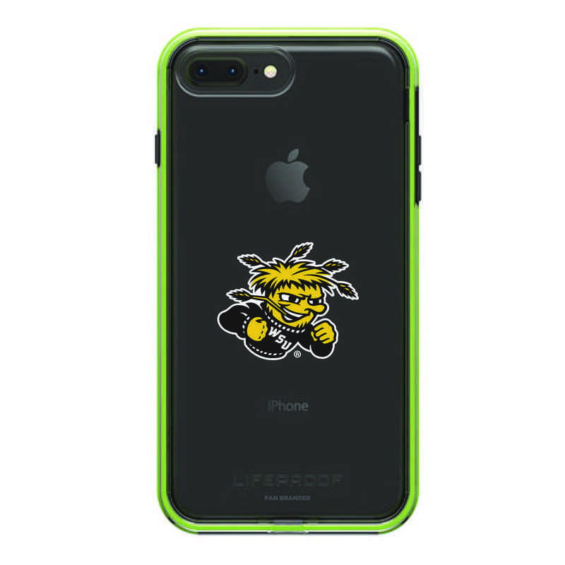 IPH-87P-NF-SLA-WSU-D101: FB Wichita St SL?M  iPHONE 8 PLUS  AND iPHONE 7 PLUS