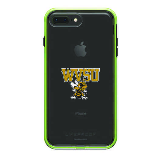 IPH-87P-NF-SLA-WVSU-D101: FB West Virginia St SL?M  iPHONE 8 PLUS  AND iPHONE 7 PLUS