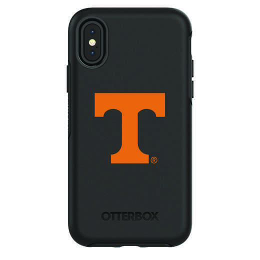 IPH-X-BK-SYM-TEN-D101: FB Tennessee iPhone X Symmetry Series Case