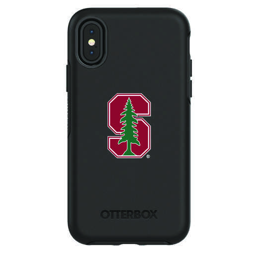 IPH-X-BK-SYM-STA-D101: FB Stanford iPhone X Symmetry Series Case
