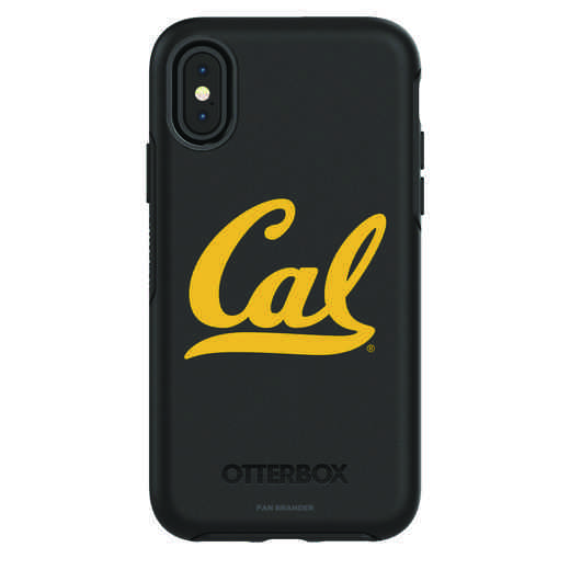 IPH-X-BK-SYM-CAL-D101: FB California iPhone X Symmetry Series Case