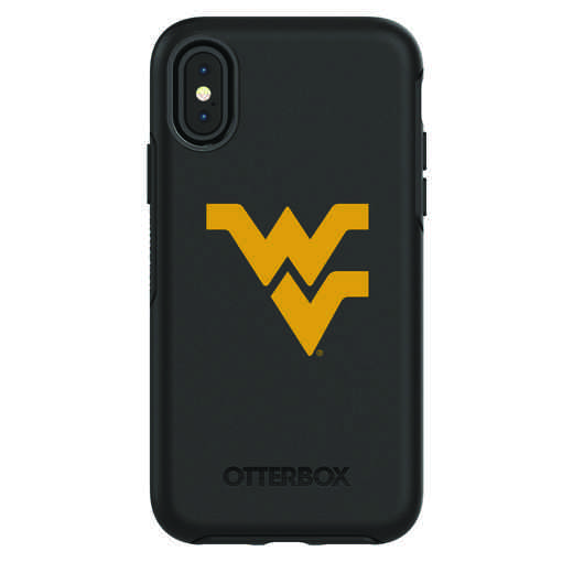 IPH-X-BK-SYM-WV-D101: FB Wyoming iPhone X Symmetry Series Case