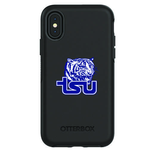 IPH-X-BK-SYM-TNSU-D101: FB Tennessee St iPhone X Symmetry Series Case