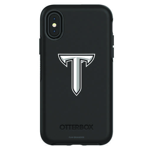 IPH-X-BK-SYM-TROY-D101: FB Troy iPhone X Symmetry Series Case
